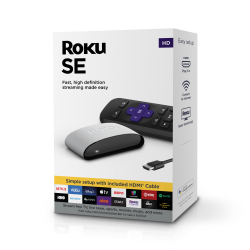 Roku SE Streaming Media Player (2019)