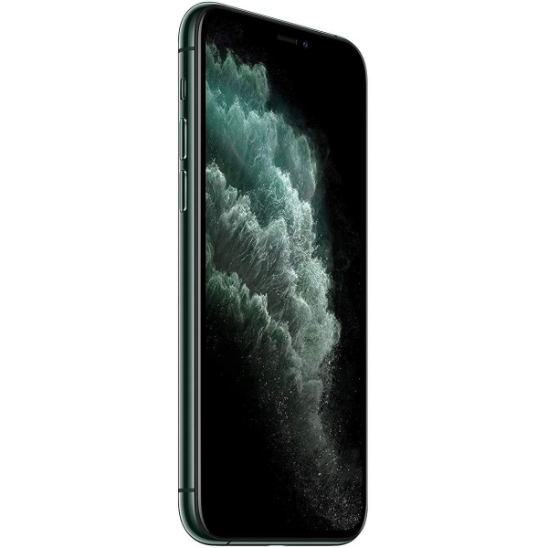 Apple iPhone 11 Pro with Facetime - 256GB, 4G LTE, Midnight Green