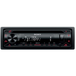 Sony MEX-N4300BT CD Receiver with BLUETOOTH® Wireless Technology