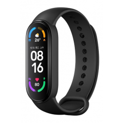Xiaomi Mi Smart Band 6 Fitness Activity Tracker - Black