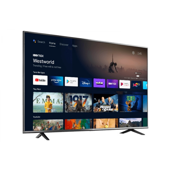 """TCL 43"""" P725 43 inch 4K UHD HDR LED Smart Android TV"""