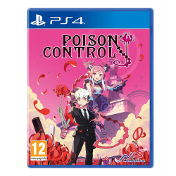 Poison Control for PlayStation 4 (PS4)
