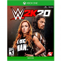 WWE 2K20 - PlayStation 4 - Xbox One