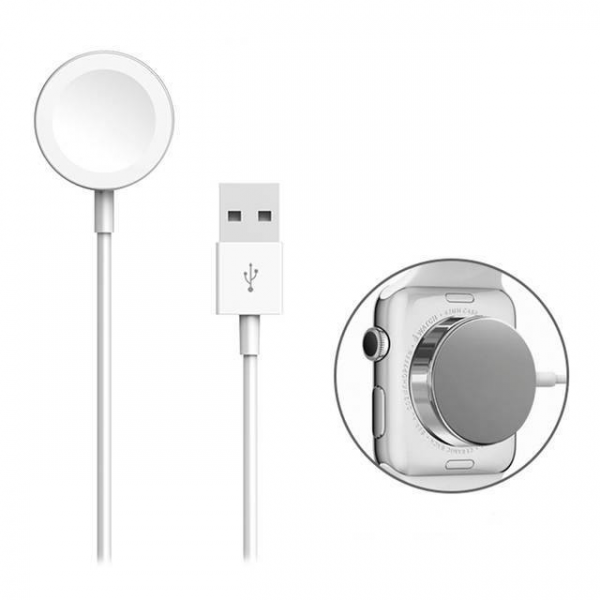 Coteetci Magnetic iWatch Charger For Apple Watch