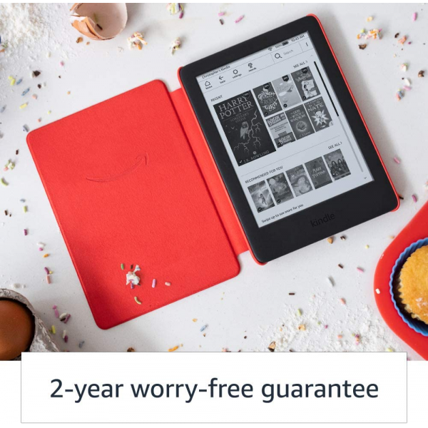 Amazon Kindle Kids Edition, a Kindle designed for kids, with parental controls