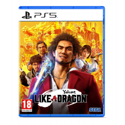 Yakuza: Like a Dragon - Day Ichi Edition - PlayStation 5