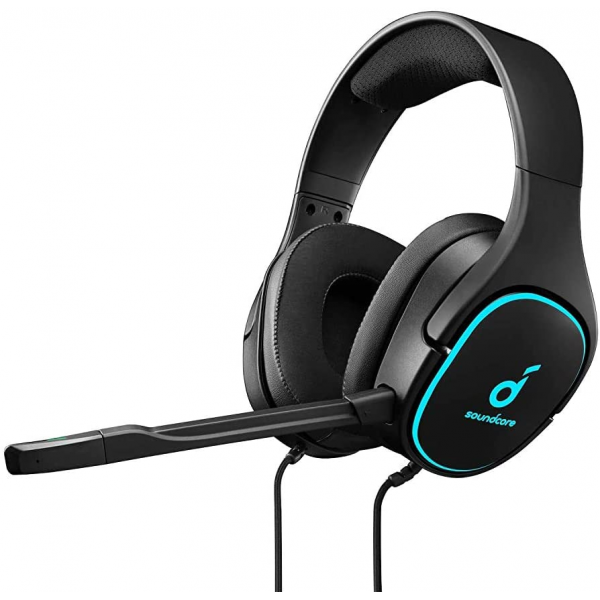 Anker Soundcore Strike 3 Gaming Headset for PC & PS4