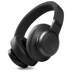 JBL Live 660NC - Wireless On-Ear Bluetooth headphones with Active Noise Cancelling technology