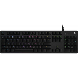 Logitech G512 SE Lightsync RGB Mechanical Gaming Keyboard with USB Passthrough