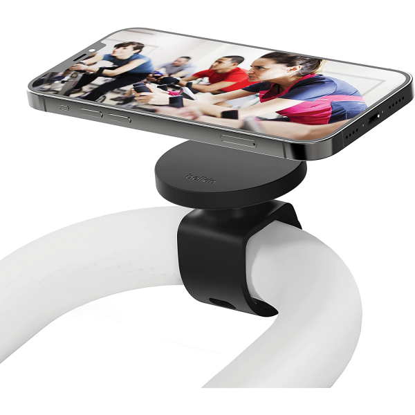 Belkin Magnetic Fitness Mount compatible with MagSafe for iPhone 12