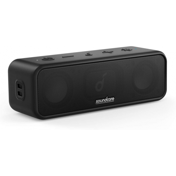 Anker Soundcore 3 Portable Bluetooth Speaker with Stereo Sound