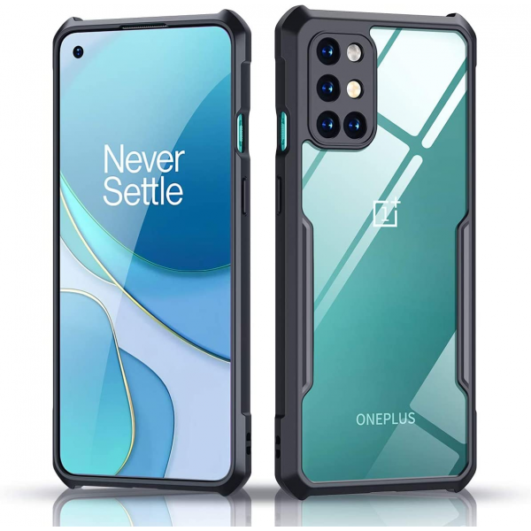 Xundd Case for Oneplus 8T 5G 2020 with Integrated Camera Cover