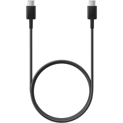 Samsung Galaxy USB-C Cable (USB-C to USB-C) - Black