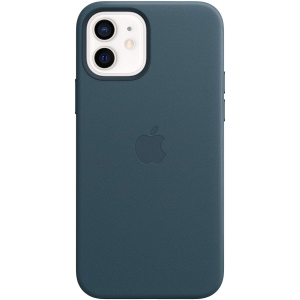 Apple Leather Case with MagSafe for iPhone 12 and iPhone 12 Pro