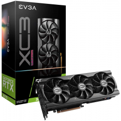EVGA GeForce RTX 3070 XC3 Ultra Gaming, 8GB GDDR6