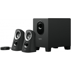 Logitech Z313 2.1 Channel Speaker System with Subwoofer
