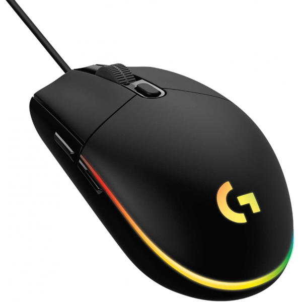 Logitech G203 Wired Gaming Mouse 8000 DPI