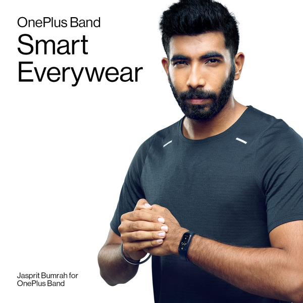 OnePlus Smart Band Fitness Activity Band