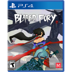 Bladed Fury - for PlayStation 4, Nintendo Switch