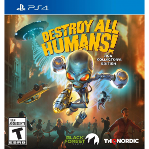 Destroy All Humans! DNA Collector's Edition - Playstation 4 / Xbox