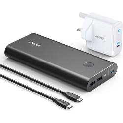 Anker PowerCore+ 26800 PD 45W with PowerPort Atom III 60W – Speed Combo
