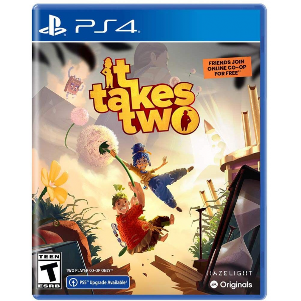 It Takes Two - PlayStation 4 by Electronic Arts