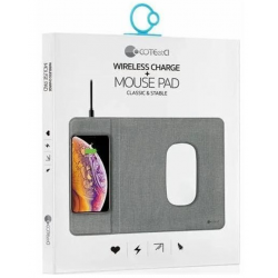 COTEetCI Wireless Charger with Mouse Pad Classic & Stable