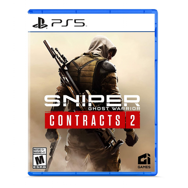 Sniper: Ghost Warrior - Contracts 2 - PlayStation 5 /4