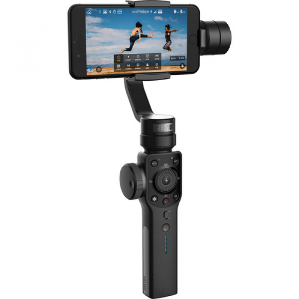 Zhiyun Smooth 4 3-Axis Handheld Gimbal Stabilizer with Grip Tripod