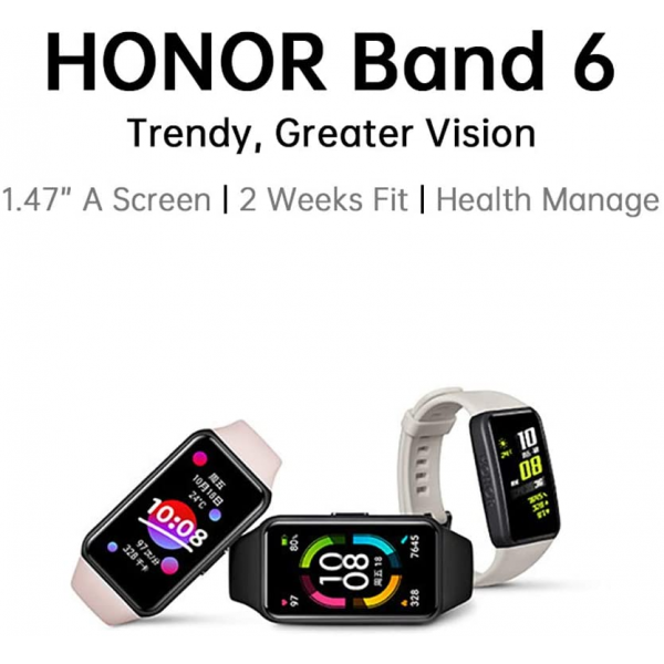 Huawei Honor Band 6 Smart Wristband Fitness Tracker