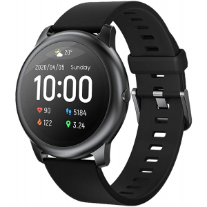 Haylou LS05 Solar Smart Watch with Heart Rate Monitor
