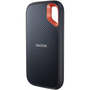 SanDisk 500 GB Extreme Portable SSD 1050MB/s R, 1000MB/s W