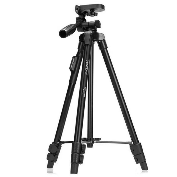 YUNTENG VCT-5208 Tripod for Mobile and Camera With Bluetooth Remote Control Shutter