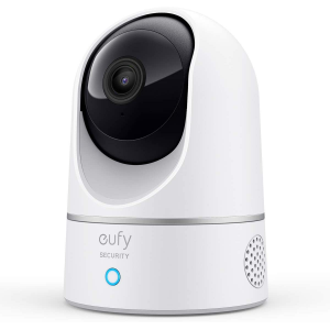 Eufy by Anker Indoor Cam 2K Pan and Tilt – Home Security Camera for Indoor Surveillance
