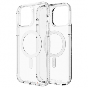 ZAGG Gear4  Clear Snap Case with MagSafe  for iPhone 13 Pro Max