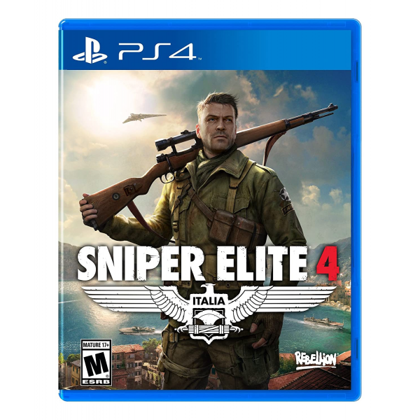 Sniper Elite 4 - PlayStation 4 - Xbox One