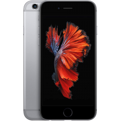 Apple iPhone 6s Space Grey 64gb ( Refurbished)