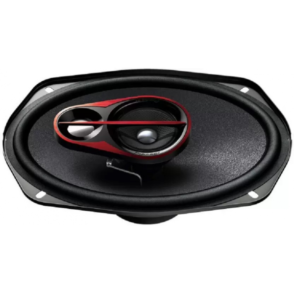 Pioneer TS-R6951S 6″ x 9″ 3-Way Car Speaker (400W)