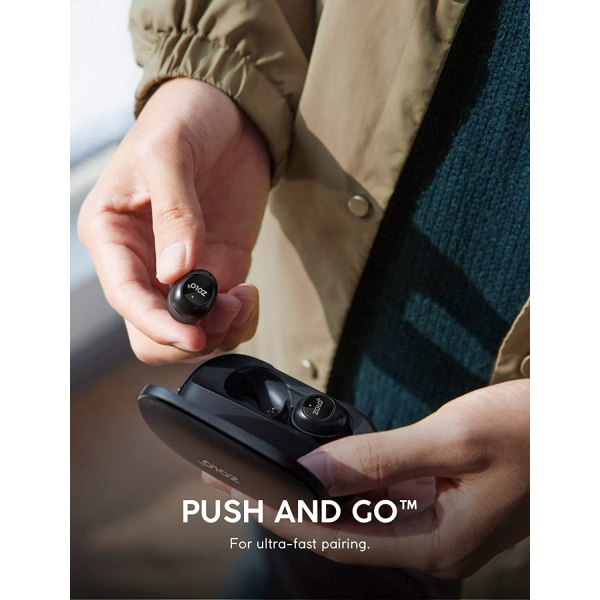 Anker Zolo Liberty+ Total-Wireless  Bluetooth Earbuds