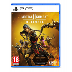 Warner Bros Mortal Kombat 11 Ultimate (PS5)