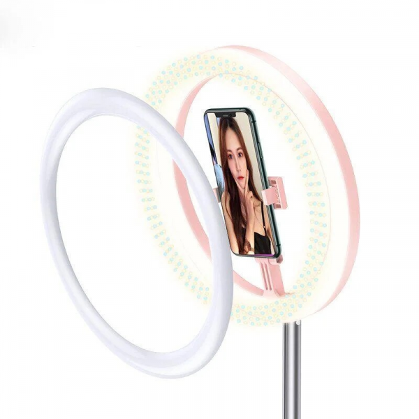 Usams Stretchable And Foldable Holder With Fill Light White