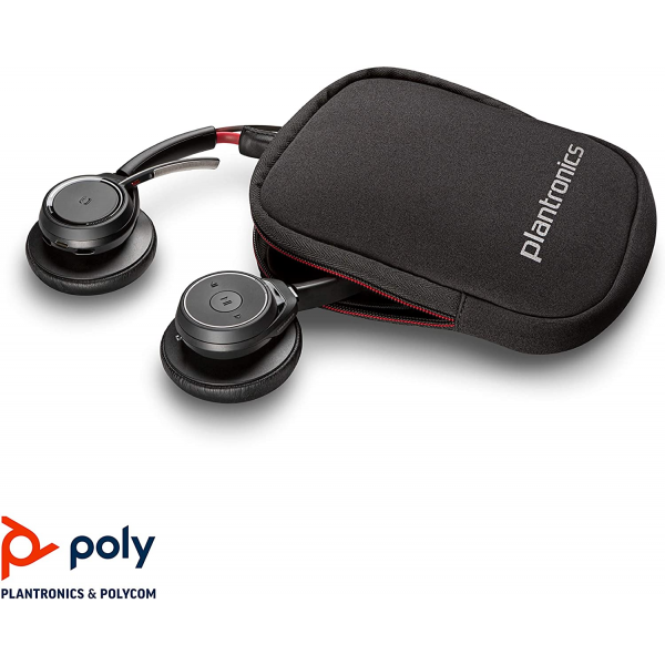 Plantronics Voyager Focus Headset B825, No Stand (202652-103)