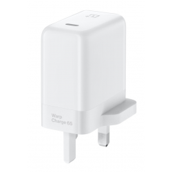 OnePlus Warp Charge 65 Power Adapter (UK) | 3 pin