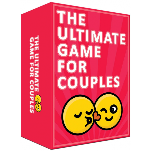 The Ultimate Game for Couples - Card Game for Adults