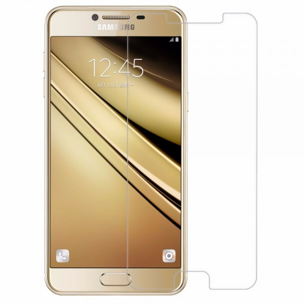 Samsung Galaxy C7 Tempered Glass Protector