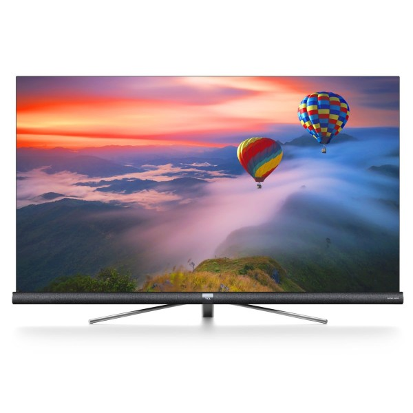 "TCL 55C6 - 55"" -UHD 4K Smart Android TV with HARMAN KARDON - Black"