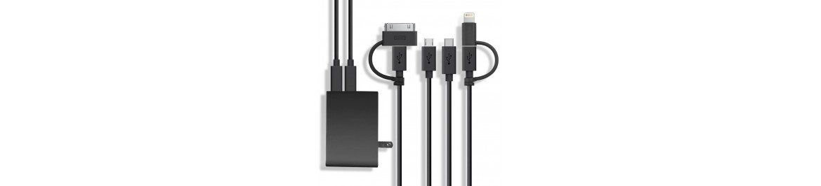 Adaptors & Chargers