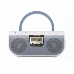 Toshiba TY-CWU11 PORTABLE CD Radio With Bluetooth