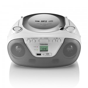 Toshiba TYCRU8 - Portable CD & USB Radio