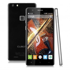 "Cubot S550 Pro - 5.5"" - 16GB - 3GB RAM - 13MP Camera - 4G LTE"